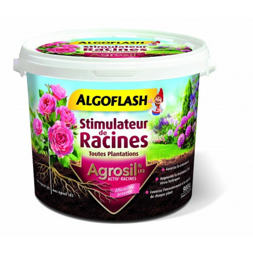Stimulateur de racines agrosil 900 g algoflash (Ref : X69115)