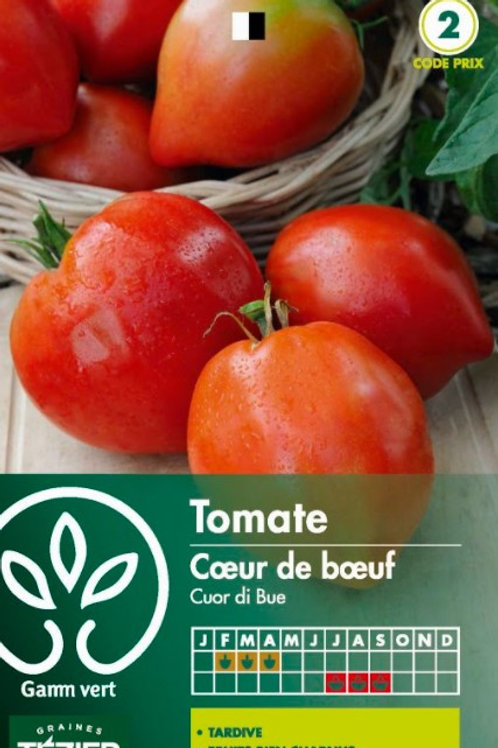 Graine tomate coeur de boeuf s.2 Gamm Vert (ref : w36207)