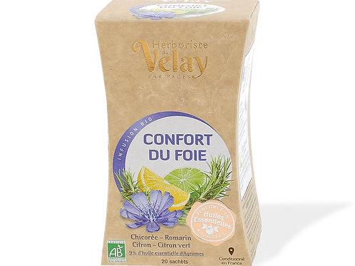 Infusion confort du foie Pages (Ref : M81154)