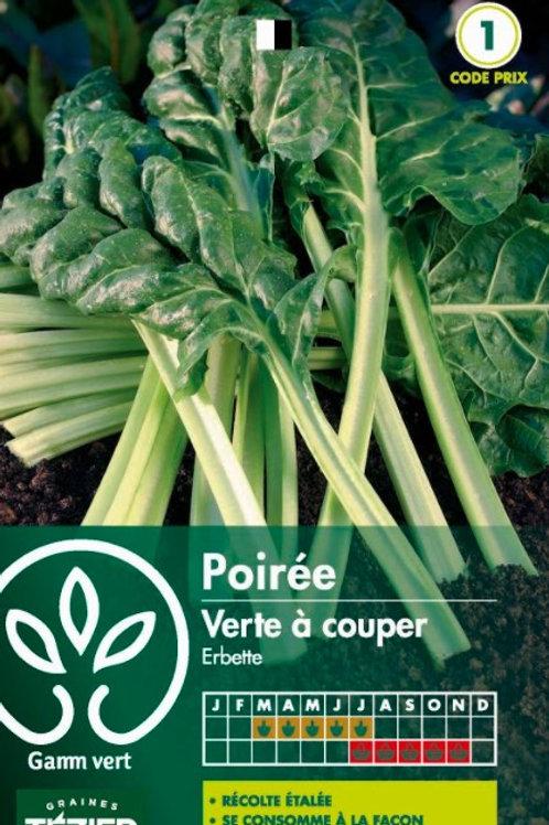 Graine poirée verte à couper s.1 Gamm Vert (ref : w36156)
