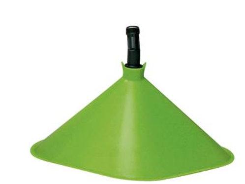 Ecran conique de désherbage pulvérisateur 7l et 12l gamm vert (Ref : 471250)