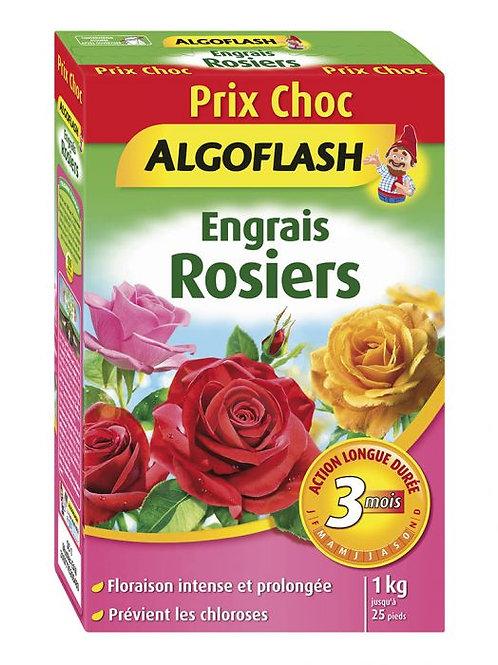 Engrais rosiers action prolongée 1kg prix choc algoflash (Ref : W16828)