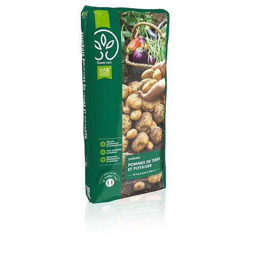 Engrais potager bio 10kg Gamm Vert (ref : x82773)