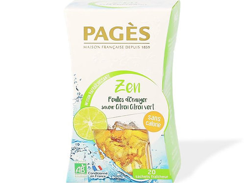 Infusion glacée zen Pages (Ref : M81162)