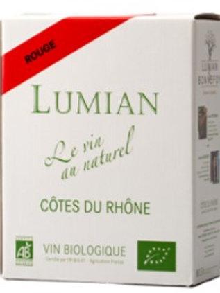 Vin rge cdr lumian bio 5l (ref : x42329)
