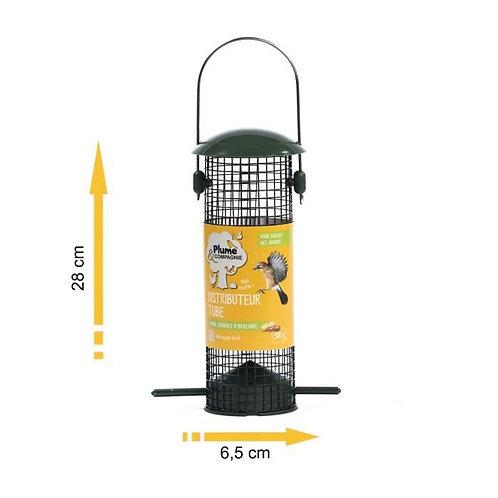 Mangeoire tube arachide 20cm (ref : x56665)