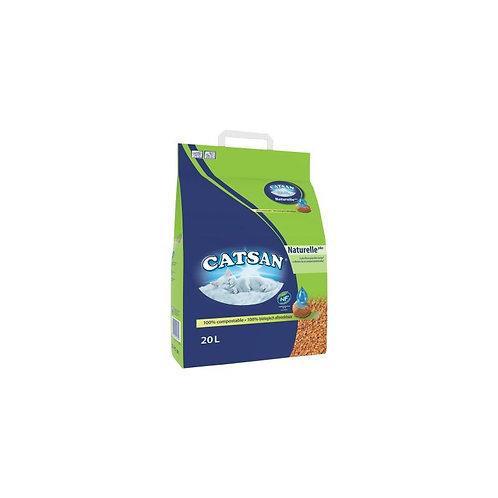 Litière catsan végétale plus20 (ref : 460299)