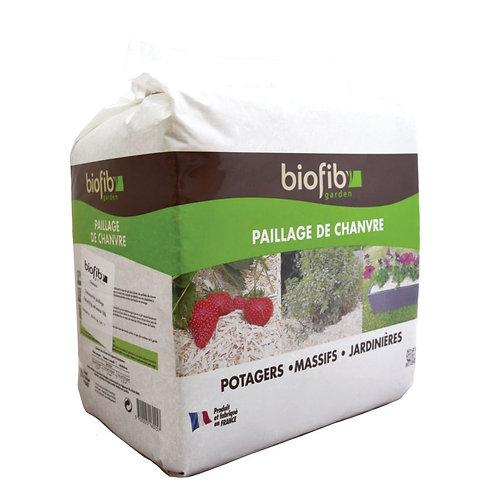 Paillage chanvre 8kg biofib (ref : x53165)