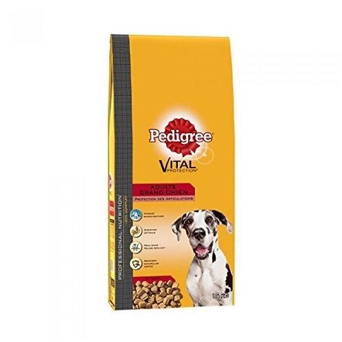 Pedigree vital protect grand chien 15kg (ref : w29707)