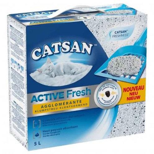 Litière catsan active.fresh 5l (ref : x78380)