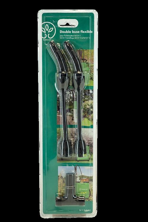 Buse double flexible 7/12/16l gamm vert (Ref : 471252)