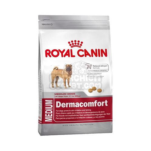 Royal canin  medium dermaconfort 3kg (ref : w26840)