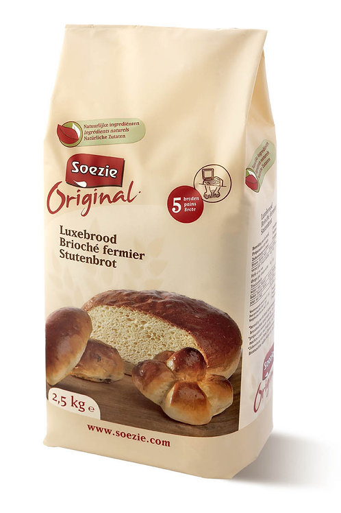 Farine brioche fermier 2.5kg (Ref : W10731)