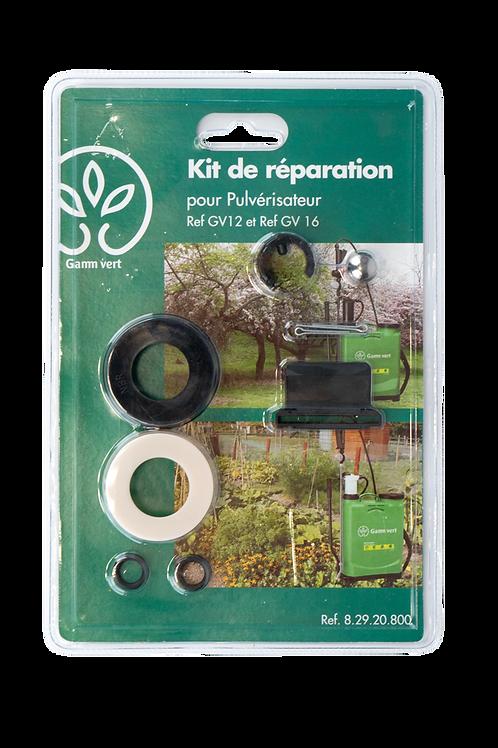 Kit de réparation pulvérisateur 12l et 16l gamm vert (Ref : 471256)