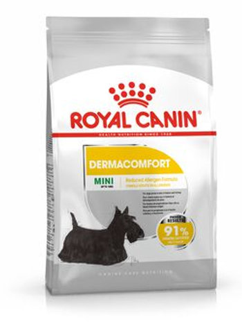 Royal canin chien mini dermaconfort 3kg (ref : x85429)