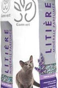 Litière absorbante parfumé 20l Gamm Vert (ref : w66197)