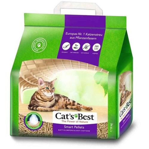 Litière cats best pellets 5kg (ref : x76060)