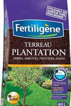 Terreau plantation 60l fertiligène (ref : x66250)