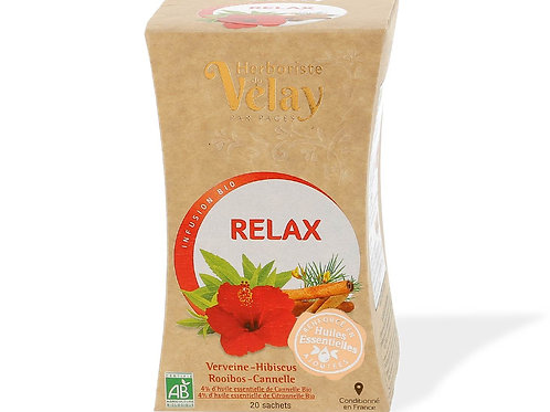 Infusion relax Pages (Ref : M81156)