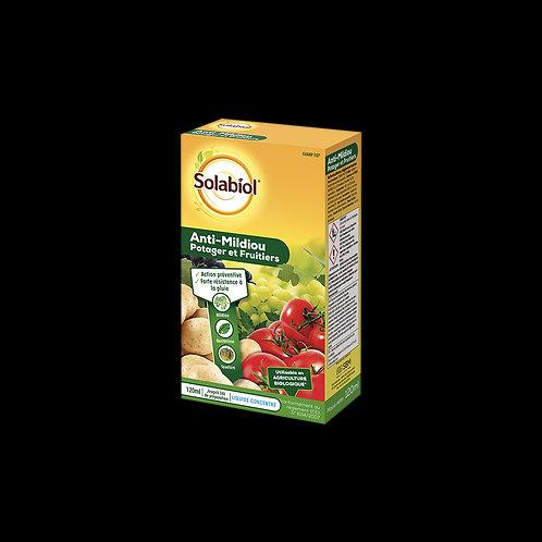 Fongicide anti mildiou bio tomates pommes de terre 120ml solabiol (ref : w03944)