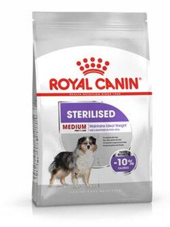 Royal canin adult medium sterilised 3kg (ref : w28746)