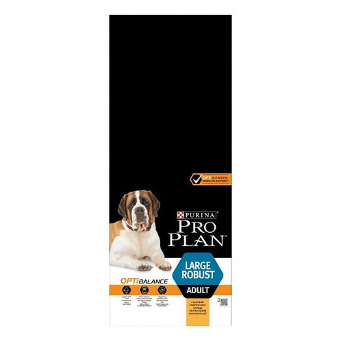 Proplan chien  large adulte robust.14kg (ref : w65772)