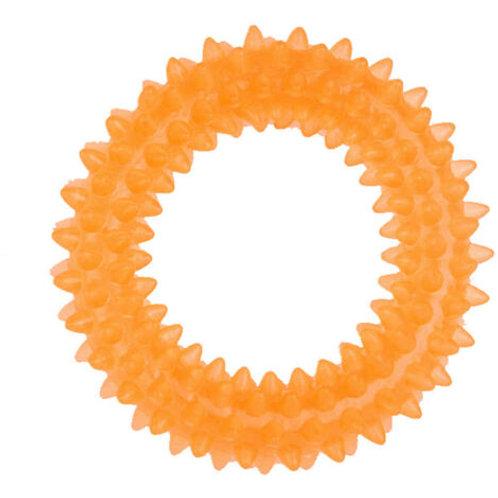 Jouet anneau 9cm petit chien (ref : x42058)