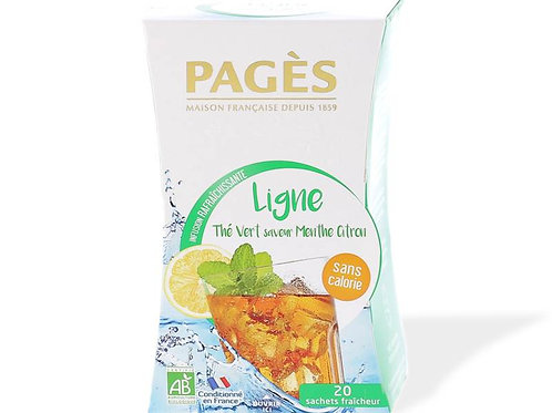 Infusion glacée ligne Pages (Ref : M81163)