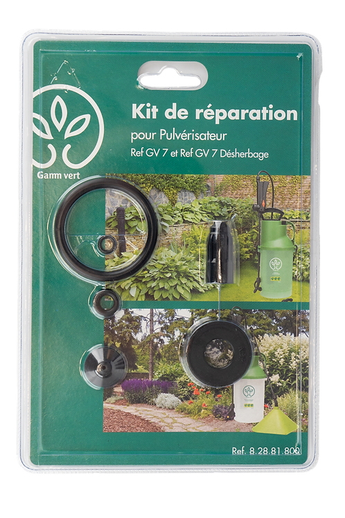 Kit de réparation pour pulvérisateur 7l gamm vert (Ref : 471255)
