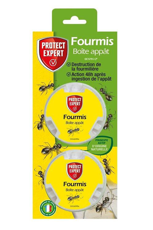 Boites x2 anti fourmis 10g protect expert (ref : x88852)