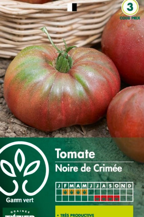 Graine tomate noire de crimée s.3 Gamm Vert (ref : w36212)