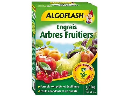Engrais arbres fruitiers action prolongée 1.8kg algoflash (Ref : W16806)