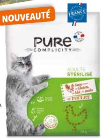 Pure fresh chat sterilisé dinde 2kg (ref : x85825)
