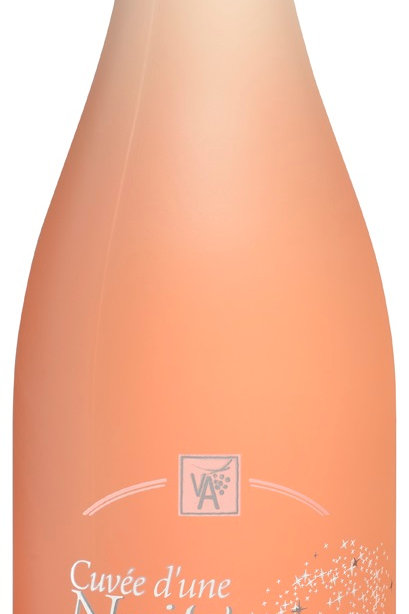 Vin rosé cuvée d'une nuit 75cl (Ref : W32505)