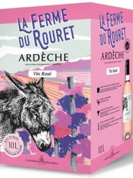 Vin rse coteaux.ardèche.10l (ref : w32490)