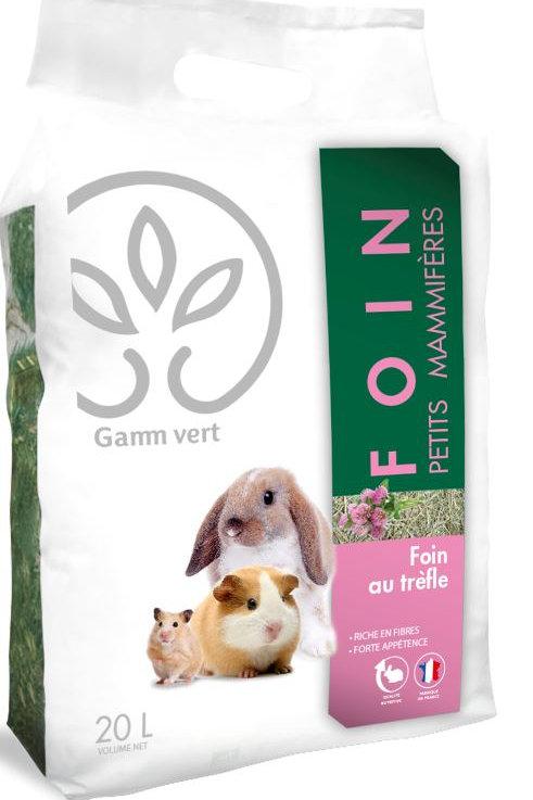 Foin trefle 20l Gamm Vert (ref : x68379)