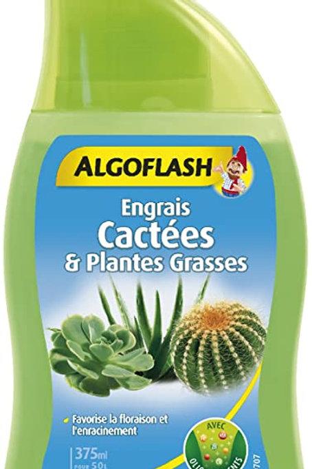 Engrais cactées et plantes grasses 250ml algoflash (Ref : T01806)