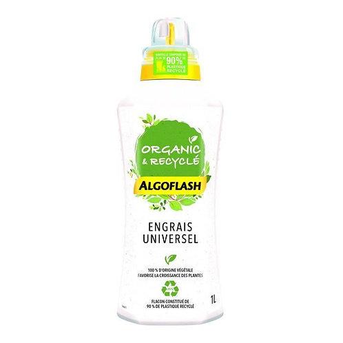 Engrais liquide universel 100% végétal 1l algoflash (Ref : T01790)