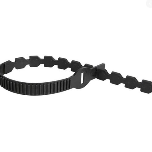 Collier noir 45 cm (ref : 475592)