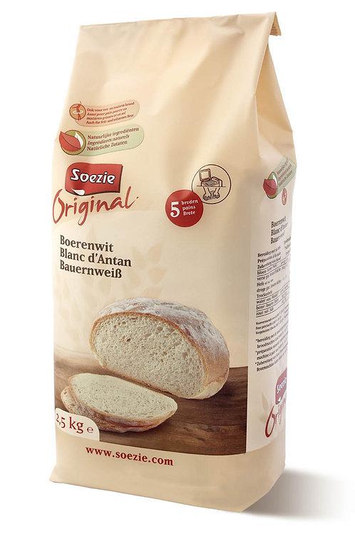 Farine blanc d antan 2.5kg (Ref : W10729)
