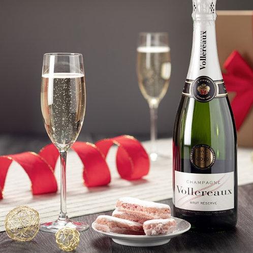 Champagne brut réserve vol75cl (ref : x88252)