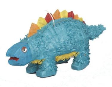 Blue Dino Piñata