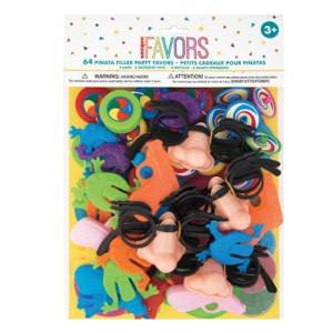 Piñata Filler Toys 64 Piece