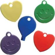 Plastic 30 grams Balloon Weight