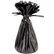 Black Balloon Weight
