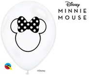 11in Disney Minnie Mouse Silhouette Q989