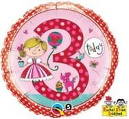 18in Age 3 Rachel Ellen Princess 23475
