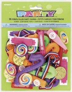 Piñata Filler Toys 36 Piece