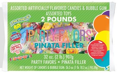 Piñata Filler 2lb Candy & Toys