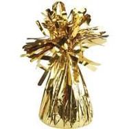 Gold Balloon Weight
